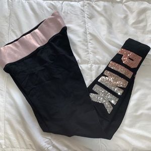 Victoria Secret Leggings never worn (no tags)